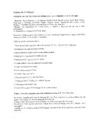 Compte-rendu du conseil municipal du 10 juillet 2015