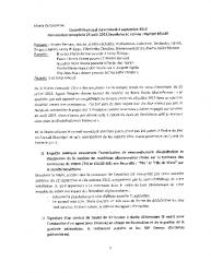 Compte-rendu du conseil municipal du 4 septembre 2015