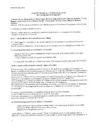 Compte-rendu du conseil municipal du 6 janvier 2017