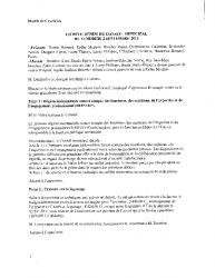 Compte-rendu du conseil municipal du 2 septembre 2016